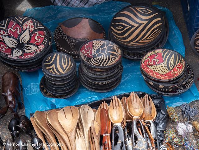 African Craftmanship African Art & Craft Market - Boulders Beach, Simon's Town
