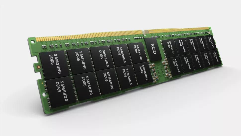 Samsung DDR5 512 GB