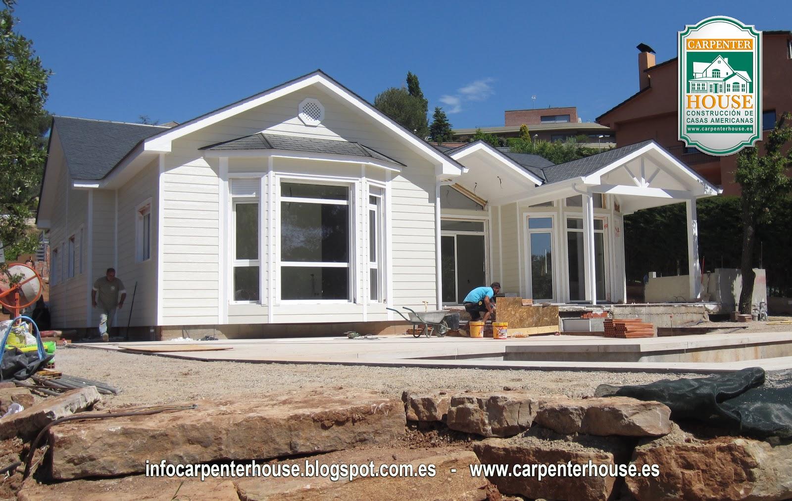 6 fase construcci n casa en el vall s occidental - Casas en el valles occidental ...