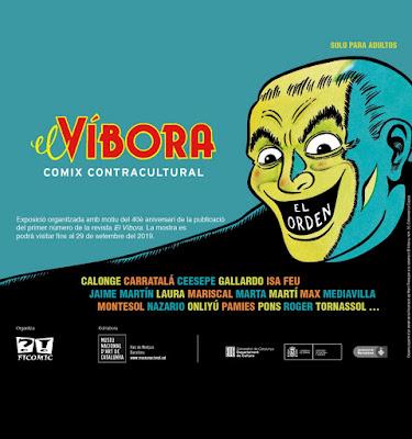 El Víbora. Comix contracultural