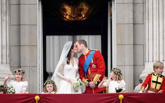 William and Kate, the Royal Wedding