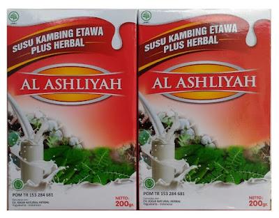 67 Khasiat Dan Manfat Susu Kambing Etawa Plus Herbal AL ASHLIYAH