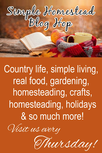 Visit the Simple Homestead blog hop