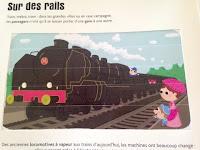 Mon livre animé - les transports - Editions MILAN JEUNESSE
