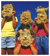 Sand Masks