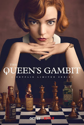 The Queens Gambit 2020 S01 Dual Audio Complete Series 720p HDRip HEVC X265 ESub