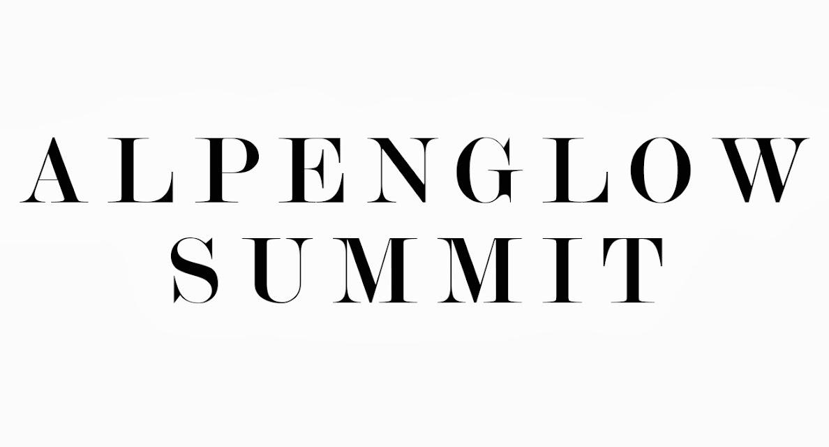 Alpenglow Summit: Triangl!