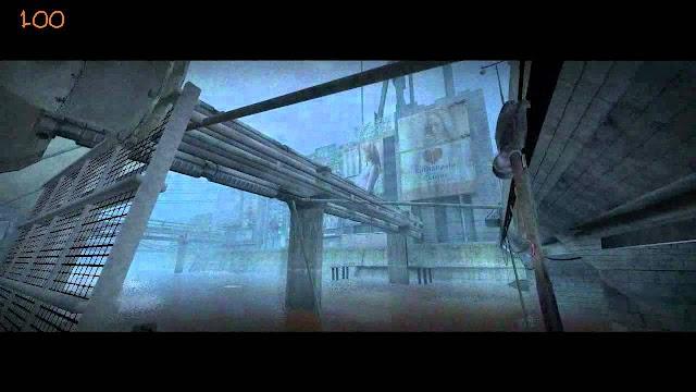 Half-Life 2'yi Cyberpunk Oyununa Çeviren Mod