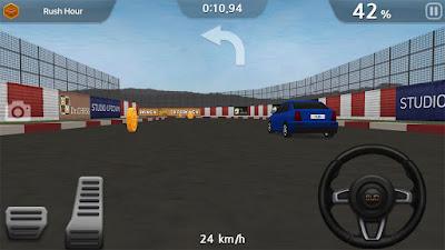 Tampilan Game Dr. Driving Mod Apk
