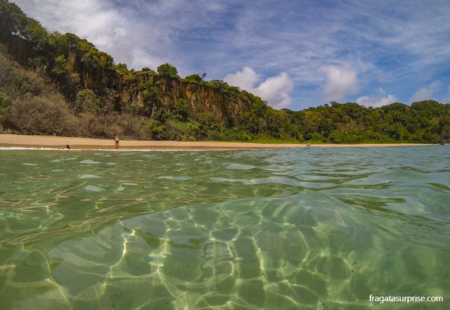 Baía do Sancho - Fernando de Noronha