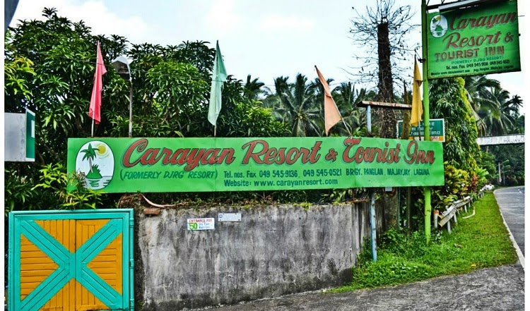 Travelog: Carayan Resort in Majayjay, Laguna