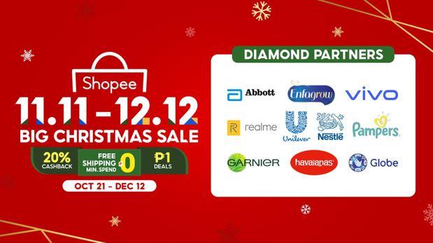 Kris Aquino is Shopee's new brand ambassador for 11.11 - 12.12 Big Christmas Sale
