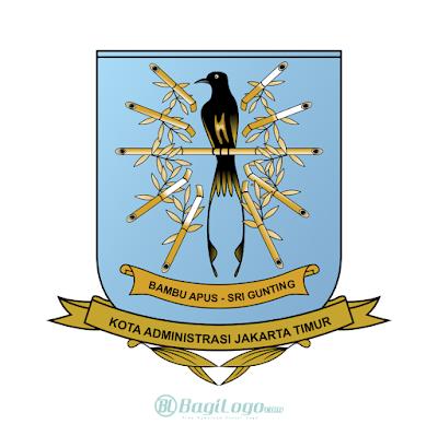 Kota Administrasi Jakarta Timur Logo Vector