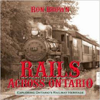 image Rails Across Ontario:  Exploring Ontario's Railway Heritage on Amazon Canada