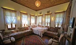 karabük otelleri peri konak-historical ottoman house