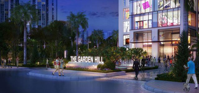 Tòa nhà The Garden Hill – 99 Trần Bình