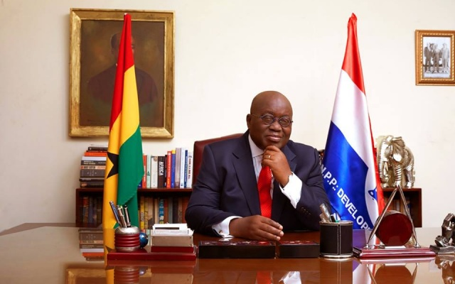 Ghana EC declares Akufo-Addo president-elect [Video]