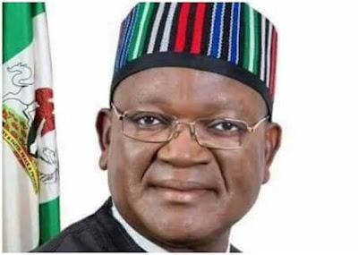 How Governor Ortom Gave Himself