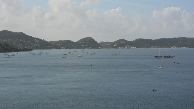 St. George Grenada port
