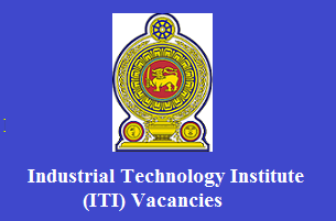Industrial Technology Institute (ITI) Vacancies