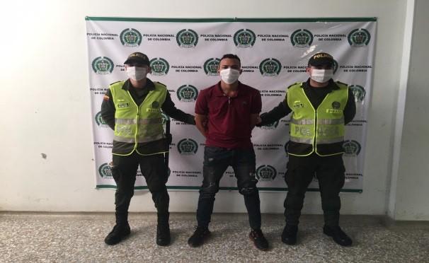 hoyennoticia.com, En El Paso estaba delincuente buscado en Santa Marta