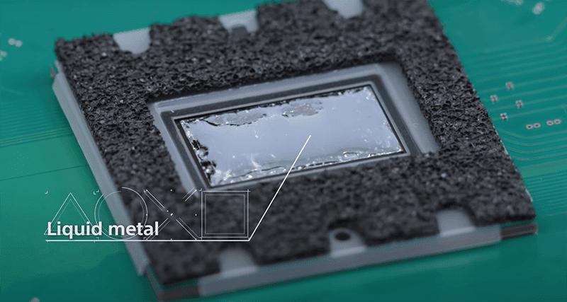 Liquid Metal cooling paste took 2 years to adopt