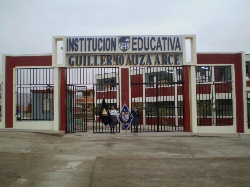 Escuela GUILLERMO AUZA ARCE - Alto de La Alianza