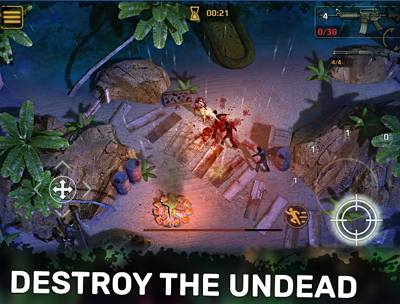 Download game DEAD PLAGUE APK DATA MOD