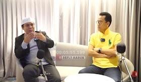 Gus Nur: Saya Marah Kesucian Kiyai NU Diecehkan Rezim Ini