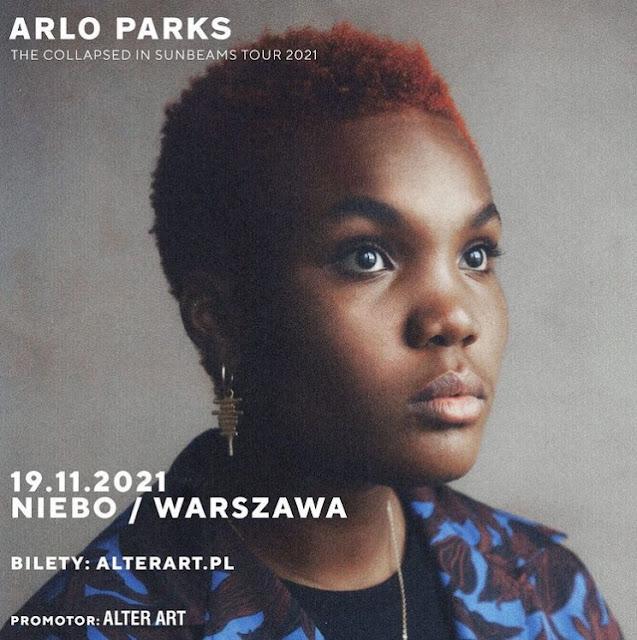 Koncert-Arlo-Parks-Polsce-2021-Warszawa-Niebo-Alter-Alt