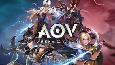 Mengenal Tingkatan Rank pada Game Arena of Valor