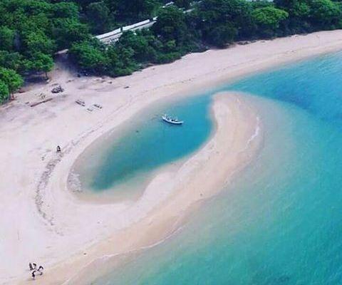 Pantai sembilan Sumenep