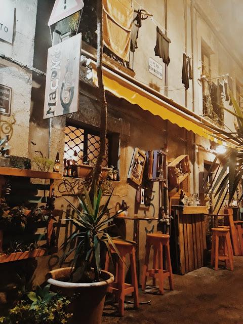 Katania, Catania, Macondo