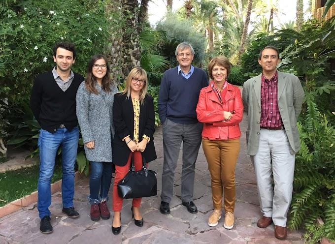 II Reunión Interdepartamental de las Comisiones de Tejidos y Tumores de la Comunidad Valenciana.