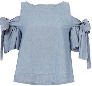 12 Must Have Cutouts, Denim and Accessories for Spring.
