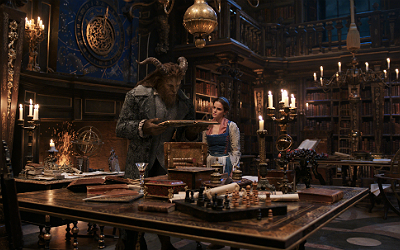 "HomeAway is offering a sweepstakes in conjunction with Disney's ""Beauty and the Beast"" movie."