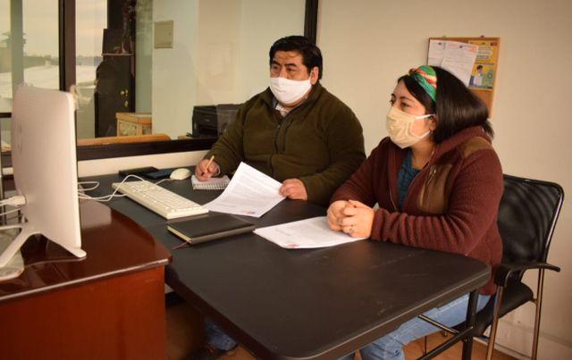 Dirigentes Mapuche Huilliche expusieron su preocupación ante Comisión de Cámara de Diputados