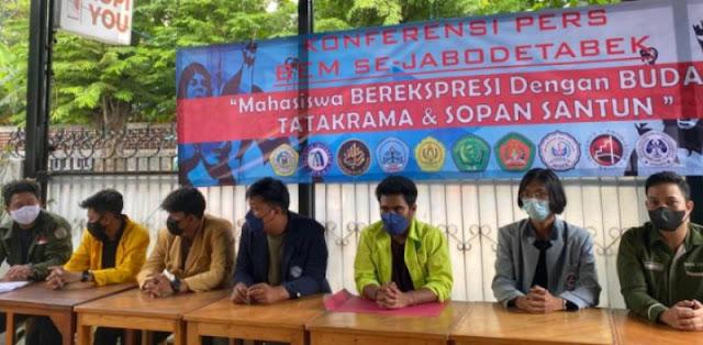Kritisi BEM UI, BEM Se-Jabodetabek: Politik Mahasiswa Adalah Pengabdian, Bukan Politik Praktis