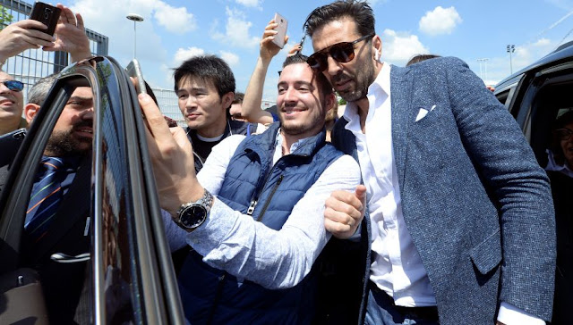 Buffon, it's imminent!