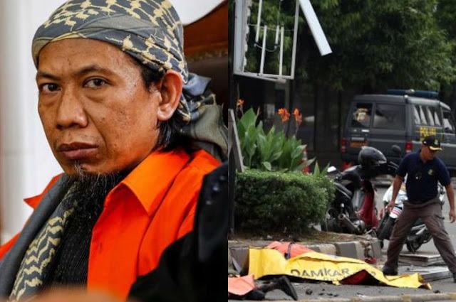 Dijuluki Pemimpin Isis Indonesia, Aman Abdurahman Tantang Hakim
