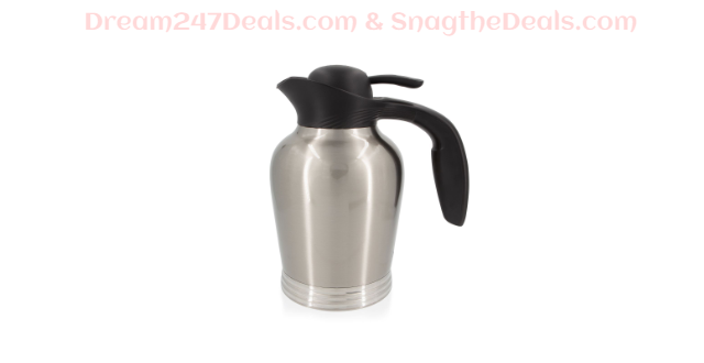 Stanley ErgoServ 1L Carafe – Vacuum Insulated Coffee/Tea Server