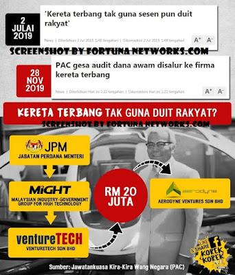"""<img src=""""FortunaNetworks.Com.jpg"""" alt=""""Projek Kereta Terbang Tak Guna Wang Rakyat?"""">"""