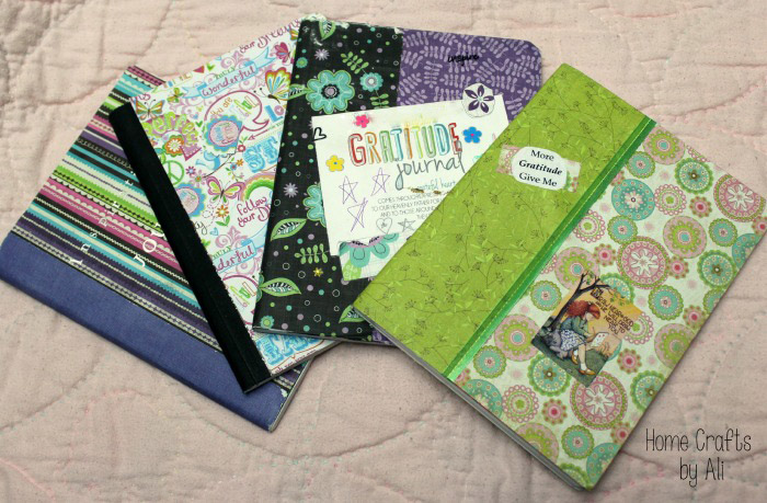 How To Alter A Composition Book Home Crafts By Ali