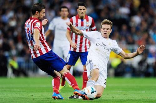 Illarramendi gây thất vọng trong trận thua Athletic Bilbao vừa qua