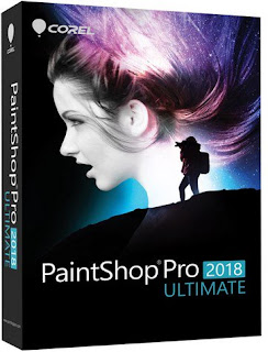 Corel PaintShop Pro 2018 Ultimate 20.1.0.15 (Español)(Editar Fotos Profesionales)