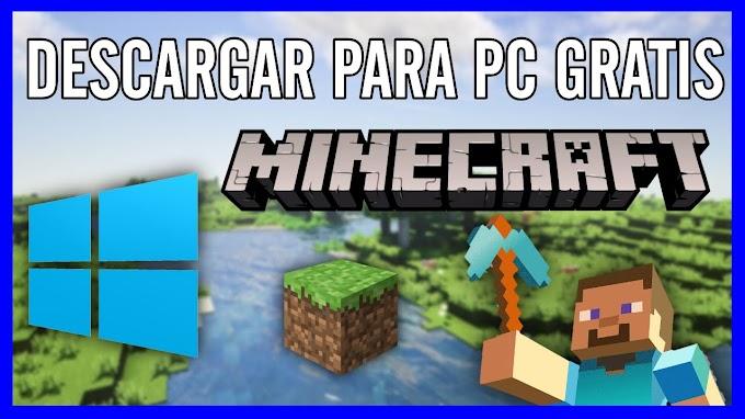 MINECRAFT!! EL MEJOR JUEGO PARA PC 2021