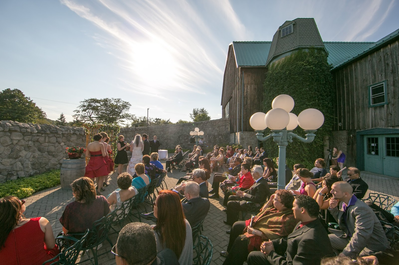 Niagara vineyard wedding inspiration // the-lifestyle-project.com
