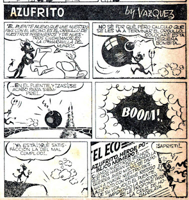 El DDT  contra las penas nº 1 (24 de Mayo de 1951)