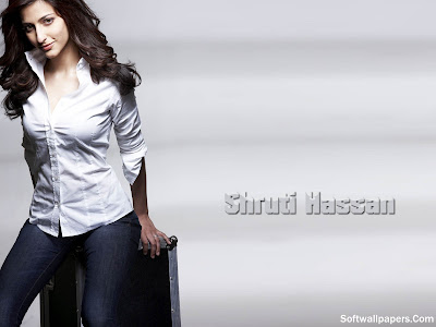 Shruti Haasan Hot HD Wallpapers