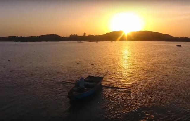 صور  السودان - خزان جبل اوليا - منظر شروق الشمس